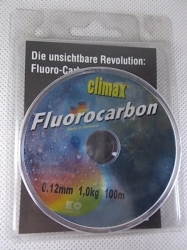 Fluorocarbon Climax 0,12mm 100m