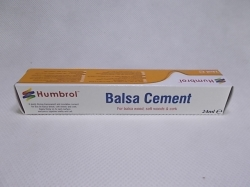 Balsa Cement lepidlo 24ml Humbrol