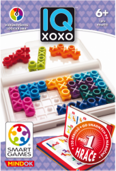 IQ XOXO Mindok - Smart Games