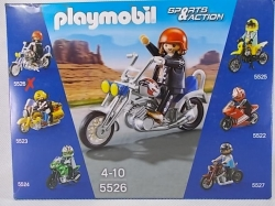 Playmobil 5526 Chopper