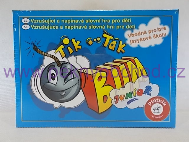 Tik Tak Bum ! Junior Piatnik